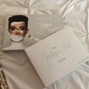 PACKAGING ONLY James Charles/Jaclyn Hill Pallettes